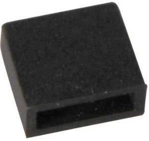 (ET2 Lighting E53269 StarStrand - 4-Pin Silicone End Cap (Pack of 10), StarStrand)