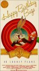 Happy Birthday Bugs: 50 Looney Years [VHS]