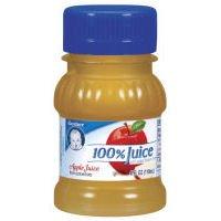 Gerber Apple Juice, 4 oz (Pack of 24)
