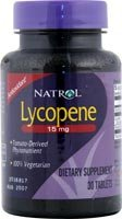 Natrol Lycopene (15mg) 30 tabs