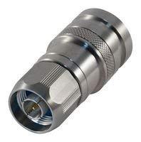 MCRF-NM-600 - Conector RF / Coaxial, N Coaxial, Enchufe ...