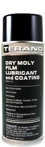 Dry Moly Film Lube and Coating 12oz (Terrand) -