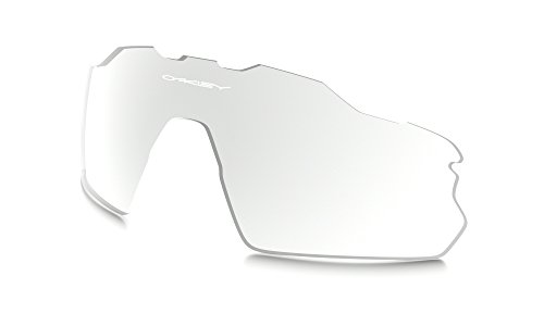 Oakley Radar EV Pitch Replacement Lens Clear, One - Radar Clear Oakley