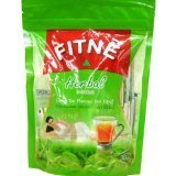 Fitne Herbal Infusion Green Tea Flavored Slimming Weight Loss Control 80g. 30 Sachets