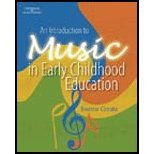 Introduction to Music in Early Children Education (06) by Greata, Joanne D [Paperback (2005)]