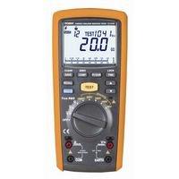 72-3105-Insulation Tester, Analogue / Digital Megohmmeter, 50V, 100V, 250V, 500V, 1kV, 0.01ohm to 20Gohm by Tenma