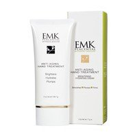 EMK placentaire haute performance anti-âge Crème pour les mains - révolutionnaire bio-identique Placenta Végétal au placenta humain - Plus haut grade peptides, Shae beurre