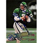 Autograph Warehouse 301922 1995 Topps Stadium Club Boomer Esiason Autographed No.X203 Football Card - New York Jets