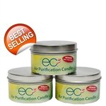 EC3 Air Purification Candle - 3 Pack (Candles That Purify The Air compare prices)