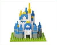 (nanoblock nano block Tokyo Disneyland Cinderella Castle [Toy &)