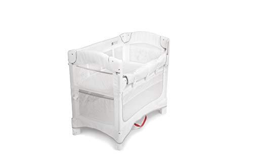 Arm's Reach Concepts Mini EZEE 2 in 1 Co-Sleeper Bassinet - White (Mini Co Sleeper Crib)