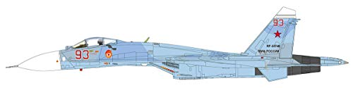 Su-27 Flanker B Red 93, Russian Navy Baltic Fleet, June 2017 1/72 Die Cast Model HA6006
