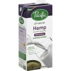 Unsweetened Hemp Milk (12-32 oz boxes) Unsweetened Hemp Milk
