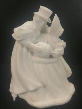 Department 56 Winter Silhouette White Porcelain 10