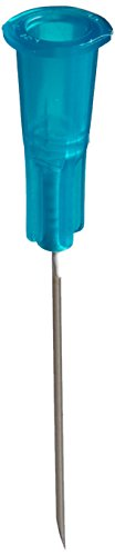 BD Medical Systems 303011 Precision Glide Needle, Non-Sterile, Regular Bevel, 23 Gauge, 1