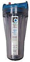 Opaque Housing (Campbell 1PP-H Heavy Duty Filter Housing w/Opaque Bowl, 3/4