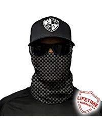 - Salt Armour Face Mask Shield Protective Balaclava Alpha Defense (Carbon Fiber)