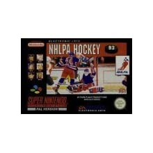 NHLPA Hockey 93 - Nintendo Super NES