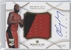 Quincy Acy #62/75 (Basketball Card) 2012-13 Panini Immaculate Collection - Premium Patches Signatures #PP-QA