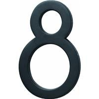 Floating Mount House Number, 6