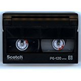 Scotch P6-120 8mm Camcorder Video Cassette