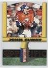John Elway (Football Card) 1996 Pacific Crown Collection - The Zone #Z-8
