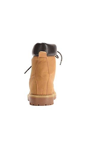 Shoes Ronds Boots Reservoir Homme À Camel Bouts 6xAWq4wO