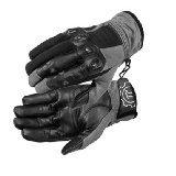 (Firstgear Mesh-Tex Gloves Dark Grey XXL/XX-Large FTG.1205.02.M005)