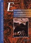 img - for Elementos de Derecho Administrativo (Spanish Edition) book / textbook / text book