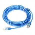 USB 2.0 AM BM Printer Cable 5 Meters - 8
