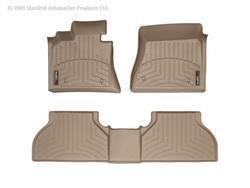 Weathertech 447041-443592 DigitalFit Floorliner Set