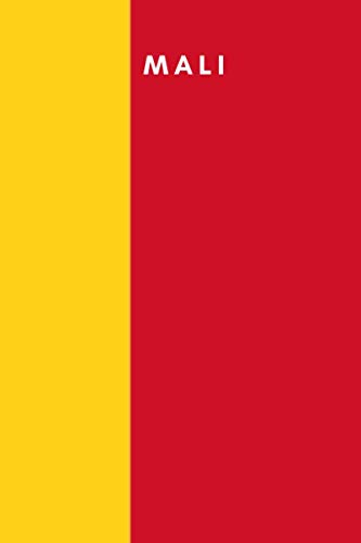 Mali: Country Flag A5 Notebook to write in with 120 pages ()