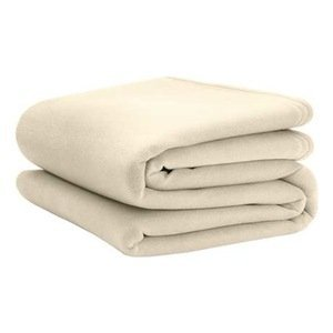 (Vellux Original Blanket Ivory Twin/Full (Case of 4))