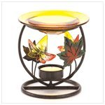 Autumn Ivy Oil Warmer Tealight Holder Home Fragrance
