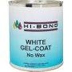 Hi-Bond White Gelcoat No Wax, Quart