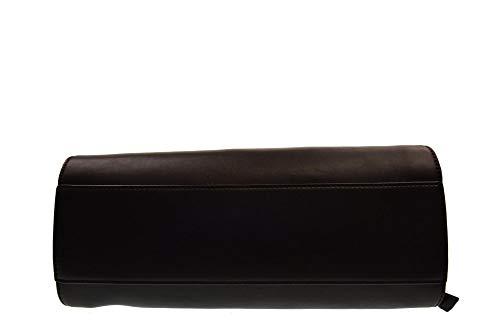 BLACK Nero 810 a borsa mano PON 394102A SECRET PON donna wq6CnzB8