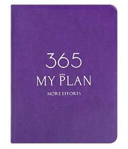 Amazon.com: Sonita3008 Simplified Planner A7 Notebook 2019 ...