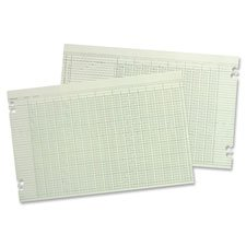 Columnar Ruled Sheets, 30 Col, 11\