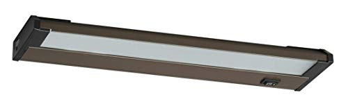 AFX Lighting NXL320RB Bronze NXL Series Xenon Under Cabinet Light ()