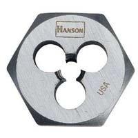 Hanson 7350 Irwin Rethreading Hex Metric Die - 14mm-1.50mm