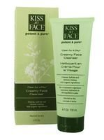 Kiss My Face Clean For A Day Face Clns 4 oz