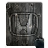honda-car-logo-wood-background-rectangle-mouse-pads-857102-inches