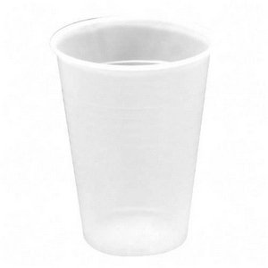 Genuine Joe GJO10435 Translucent Plastic Beverage Cup, 12-Ounce Capacity, Clear (Carton of 1000)