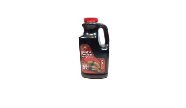 Amazon.com : kikkoman sushi sauce (unagi tare) - 84oz : Grocery & Gourmet Food