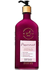 Bath and Body Works Aromatherapy PEPPERMINT Essential Oil Body Lotion 6.5 Fluid Ounce by Bath & Body Works