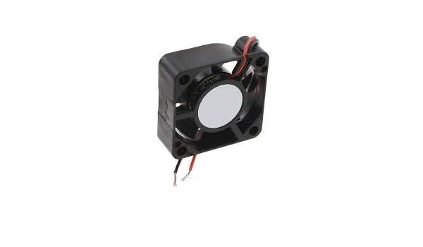 3.8CFM 5VDC 2-Wire 30x10mm Rib NMB TECHNOLOGIES 1204KL-01W-B50-B00 DC Fans DC Axial Fan