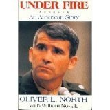 Under Fire, Oliver North and William Novak, 0060183349