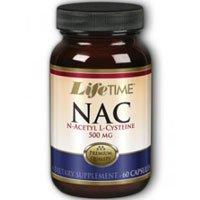 N-Acetyl L-Cystein 500mg LifeTime 60 Caps