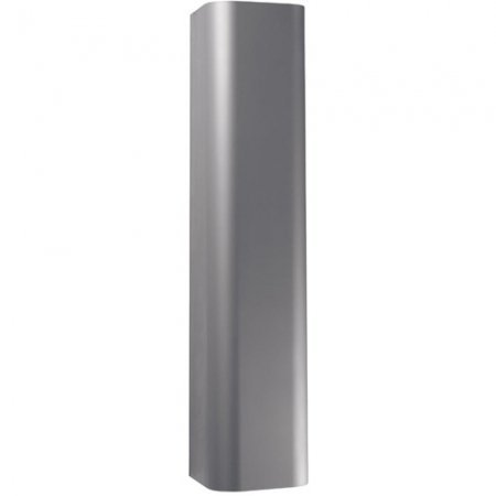 Flue Stainless Steel Extension - Broan RFX5004 Ducted Flue Extension for 9' to 10' Ceilings - Stainless Steel