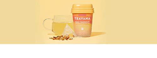 Teavana Tranquility Herbal Chamomile sachets product image